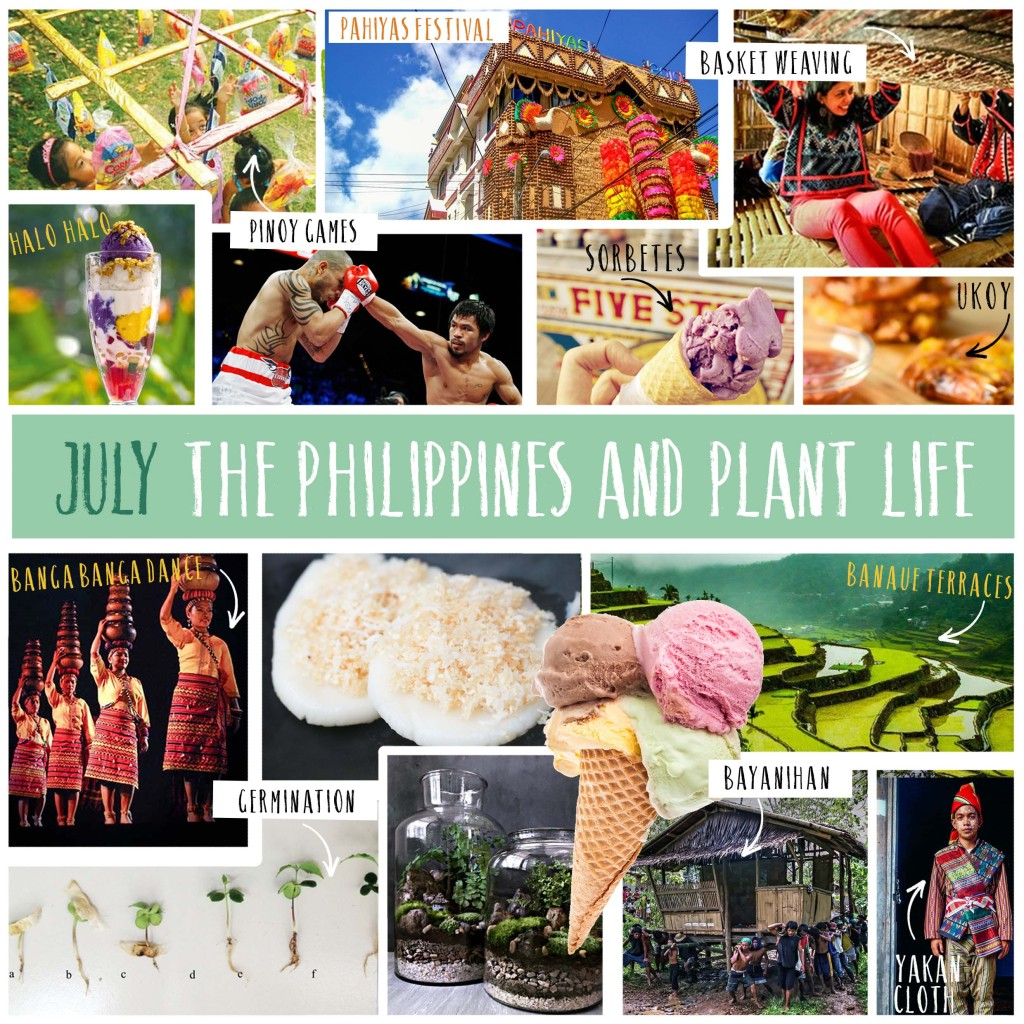The Philippines and plant life